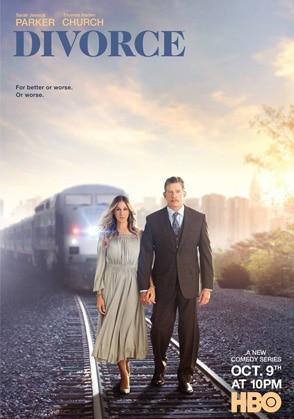 Divorce HBO pelicula