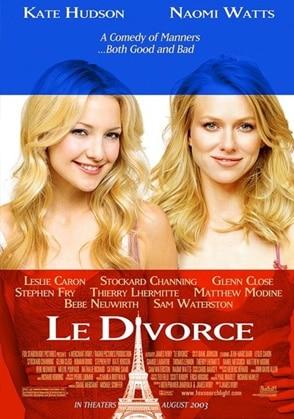 Le divorce pelicula