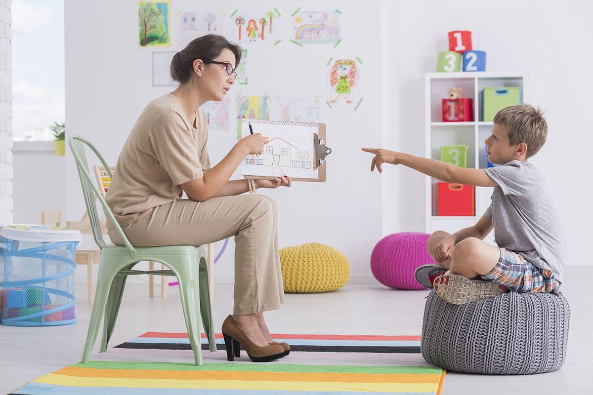 Psicologia infantil divorcios